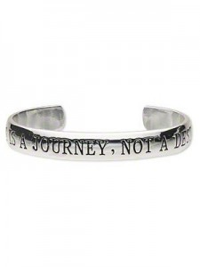 http://www.blacktied.co.uk/collections/bracelets/products/life-is-a-journey-not-a-destination-silver-affirmation-cuff-bracelet
