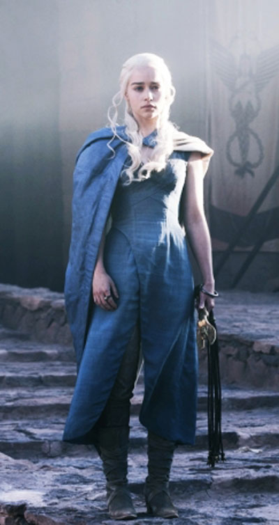 Game Of Thrones Costumes Daenerys Comic-Con Cosplay Choi...