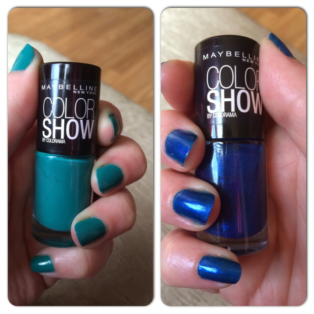 Maybelline Color Show Nail Polish - Journeys Are My Diary